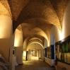 Gangene i den gamle delen av akademiet