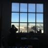 Utsikt fra atelieret