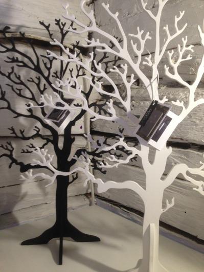 Träd, bordsmodell Månforsen Design