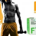 Forever Living F15 - 15 dagars Fitnessprogram (92:-/dag) - F15 Intermediate 1 & 2 - Choklad
