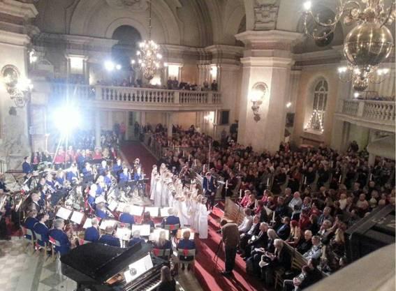 Julkonsert 2013 i Gustaf Vasa kyrka
