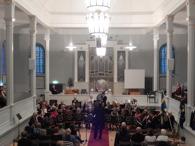 Jubileumskonsert i Andreaskyrkan 25 oktober 2014
