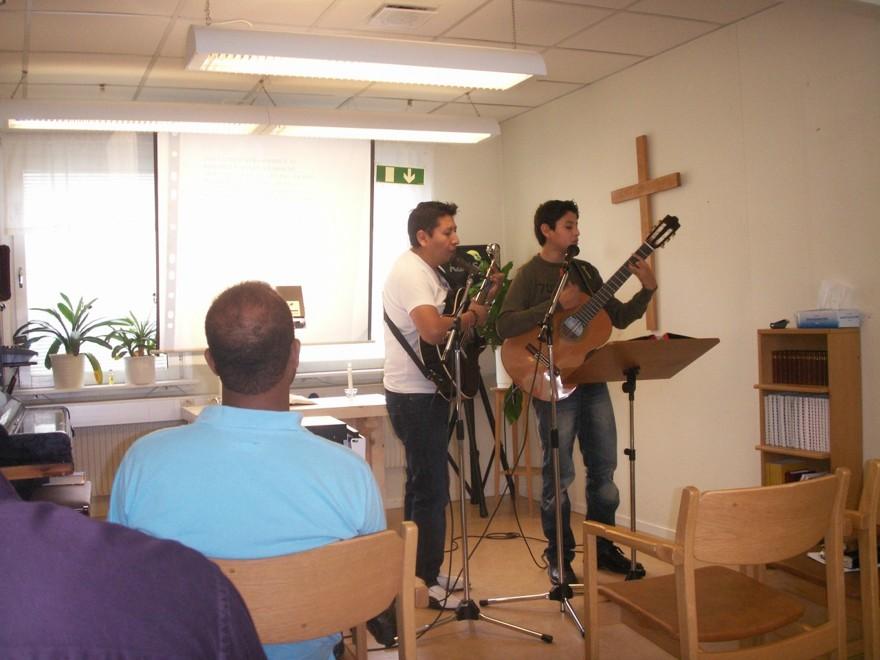 mötesplatsen eriksbo kristna församling Karlskoga