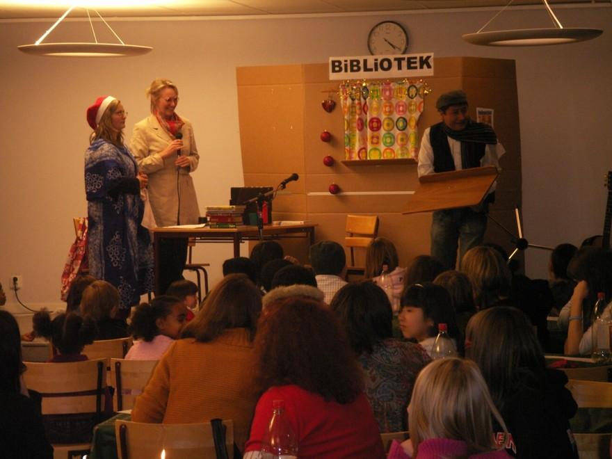mötesplatsen församling Karlskoga