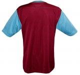 WEST HAM UNITEDs första tröja 2003 - 2005 rygg