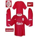 Liverpool förstatröja 1998 - 2000