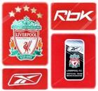 LIVERPOOLs Champions Leaguetröja hemma 2005 - 2006 detaljer