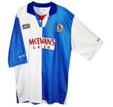 Blackburn 1994 - 1996