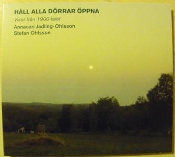 Annacari Jadling-Ohlsson & Stefan Ohlsson: Håll alla dörrar öppna
