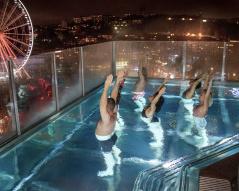 Aqua Yoga - Yoga i vattnet i Göteborg. Upper House