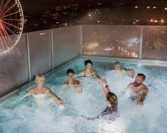 Aqua Yoga - Yoga i vattnet. Göteborg - Upper House