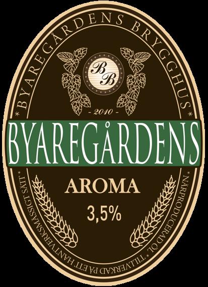 Byaregårdens Folköl AROMA - äkta halländsk craft beer