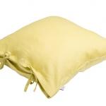 Stonewashed Linen Pillow Citrus