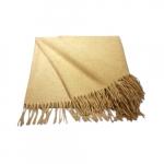 Cashmere Blanket Sand Beige