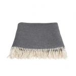 Wool Grey & White Melange