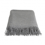 Cashmere Blanket Light Grey