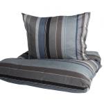 Lodge Stripe Grey/Blue/White