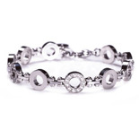 EDBLAD - Eternity multi bracelet steel