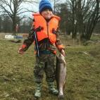 20150328Albin Wallén, 6 år-komp