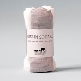 Muslin Squares -