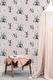 Circus Mighetto Wallpaper - Circus Mighetto Wallpaper Powder Pink