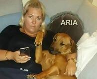 1 y o Aria Wilth matte
