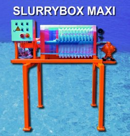 Slurrybox Maxi reningsverk för slamvatten