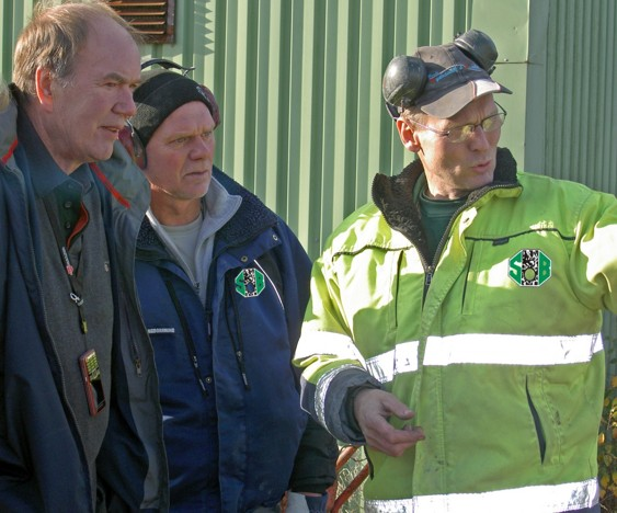 Owe Persson till vänster