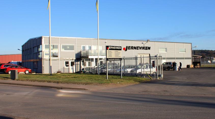 Jerneviken huvudkontor. Tillverkning av diamantverktyg