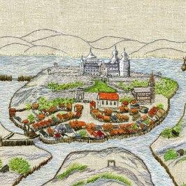 BOHUS SLOTT FÖRE 1658