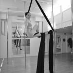 aerial silk kurser