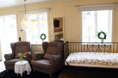 Fyrbäddsrum på Bed & Breakfast Axtorna B&B Ullared