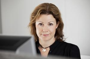 Christina Heilborn är programchef vid UNICEF Sverige.  Foto: Melker Dahlstrand
