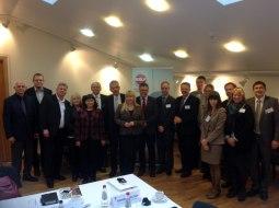 Enlarged Steering Committee meeting in Riga 30th October 2012