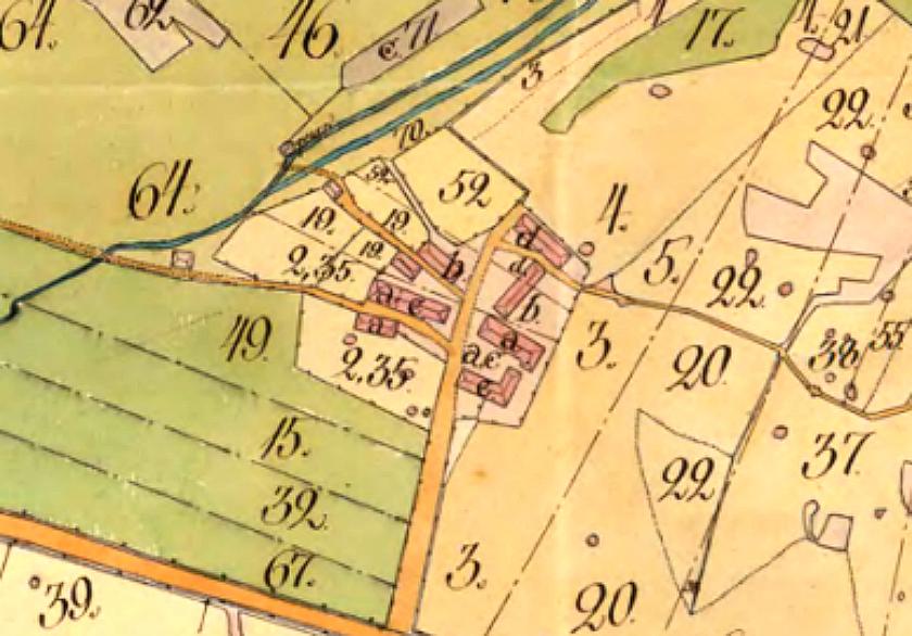 Klicka på kartan för se hela kartan för Branstorps storskifte!
