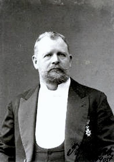 Foto 1905. Klicka på bilden för att nå släktforskning kring Egnellfamiljen!