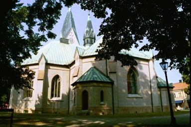 Helenakyrkan idag Fotograf: Inga Kajsa Christensson Bildrättigheter: Västergötlands Museum (Klicka bild!)