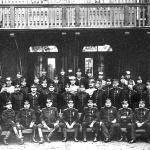 Officerskåren Axvall 1927. Garnisonsmuseet 153-1127