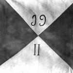 I 9's standar. Garnisonsmuseet 1262-1645