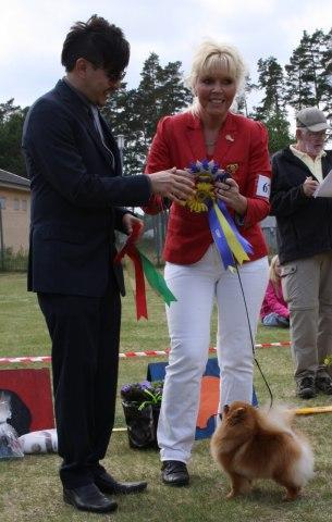 NEW Swedish Champion