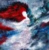 Winddancer - 40 cm * 40 cm * 4 cm - Såld