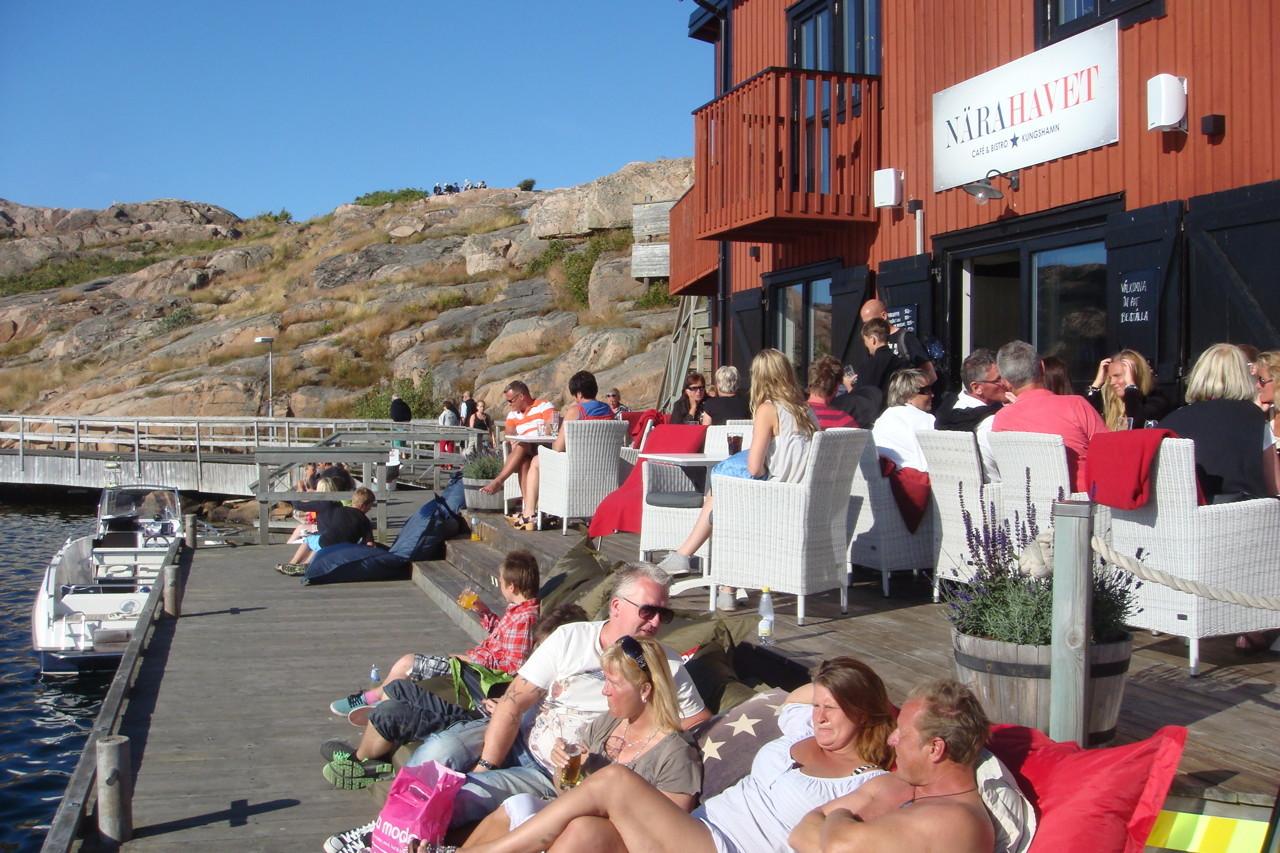 resa tillfällig vattensporter nära Göteborg