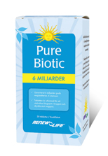 Pure Biotic, 30 tabl