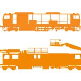 vagnar för Infranord Årsredovisning