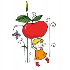 Trädgårdsmästaren - Tungt äpple