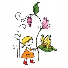 Trädgårdsmästaren - Hej där fjäril