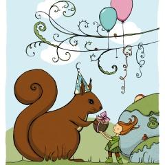 Noma - Födelsedagskalaset