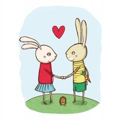 Kaninen - min vän