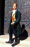 Jakov Kulneff from The drama about General von Döbeln Foto: Emma Sventelius