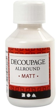 Decoupage matt 100 ml